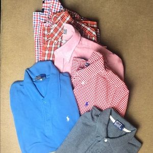 Reseller Box - 6 - Men's Polo / Dress Shirts